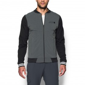 Under Armour Mens Sportstyle Woven Bomber