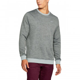Under Armour Mens Storm Patterned Crew Water Repellent Sweater
