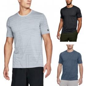 Under Armour Mens UA Threadborne Elite SS T Shirt