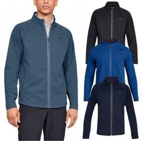 Under Armour Mens Storm Elements Full Zip ColdGear Golf Jacket