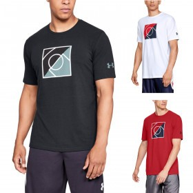 Under Armour Mens UA Top of the Key SS T-Shirt