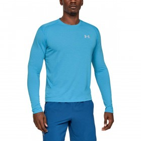 Under Armour Mens Streaker 2.0 Longsleeve Microthread T-Shirt