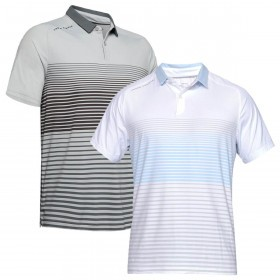 Under Armour Mens Iso-Chill Power Play Golf Polo Shirt