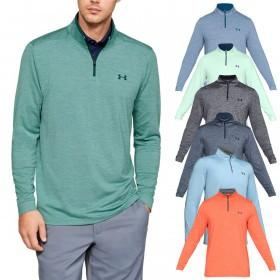Under Armour Mens 2019 Playoff 2.0 1/4 Zip Golf Sweater