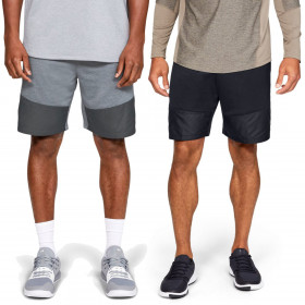 Under Armour Mens MK1 Terry Lightweight Sweat Wicking Shorts