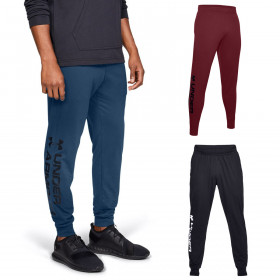 Under Armour Mens 2020 Sportstyle Cotton Graphic Training Joggers