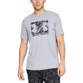 Under Armour Mens 2019 UA Boxed Sportstyle T-Shirt