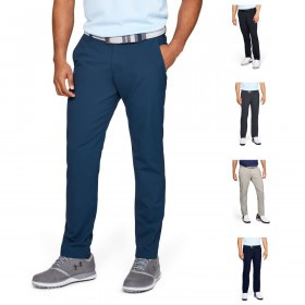Under Armour Mens 2019 EU Performance Slim Tapered Golf Trousers