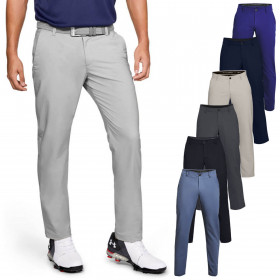 Under Armour Mens 2021 EU Performance Golf Slim Taper Soft Stretch Trousers