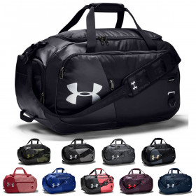 Under Armour Unisex 2020 Undeniable Duffle 4.0 MD Water Resistant Holdall Bag