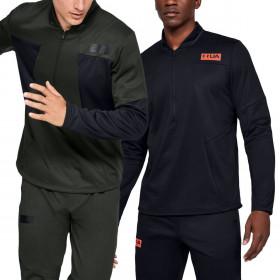 Under Armour Mens Gametime Fleece 1/2 Zip Sweater