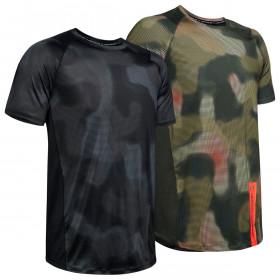 Under Armour Mens 2019 Mk1 Short Sleeve Printed T-Shirt