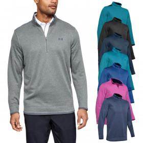 Under Armour Mens 2020 Sweaterfleece 1/2 Zip Water Repellent Lightweight Sweater