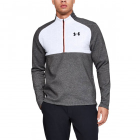 Under Armour Mens 2020 New Space Soft Breathable ColdGear Reactor ½ Zip Sweater