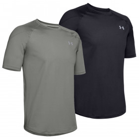 Under Armour Mens Recover Short Sleeve Infrared Stretch Wicking T-Shirt