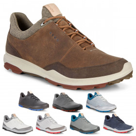 Ecco Mens 2019 Biom Hybrid 3 Golf Shoes