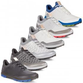 Ecco Mens 2019 M Golf Biom Hybrid 3 Gore-Tex Waterproof Shoes