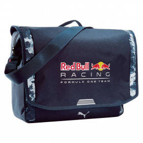 Red Bull Racing Team F1 Durable Official Printed Shoulder Bag