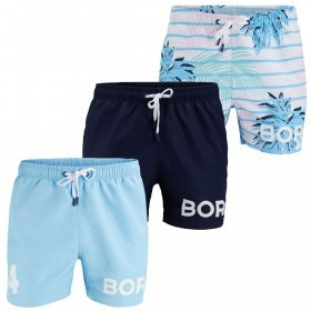 Bjorn Borg Mens BB Riviera Swim Shorts