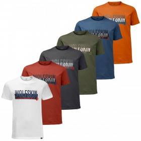 Jack Wolfskin Mens Slogan T T-Shirt