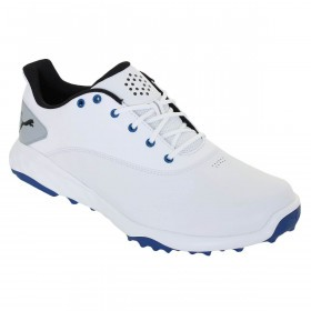 d3e23e9b555b Puma Golf Mens Grip Fusion Carbon Rubber Spikeless Waterproof Golf Shoes