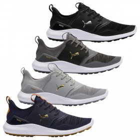Puma Golf Mens 2019 Ignite NXT Lace Golf Shoes