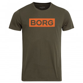 Bjorn Borg Mens Tee Atos T-Shirt