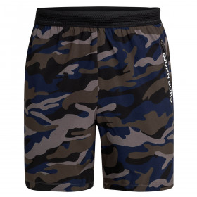 Bjorn Borg Mens Adils Military DPM Camouflage Mid-Length Shorts
