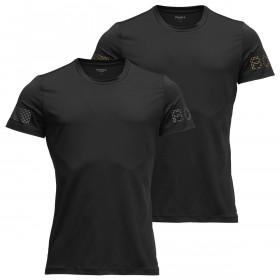 Bjorn Borg Mens 2020 Medal T Shirt Hydro Pro Stretch Longline Shape T-Shirt