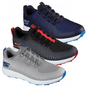 Skechers Mens 2021 Max-Bolt Lightweight Breathable Spikeless Golf Shoes