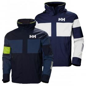Helly Hansen Mens Salt Light Hooded Waterproof Jacket