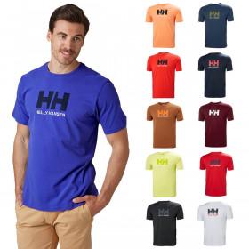 Helly Hansen Mens 2020 Classic Short Sleeve Cotton Logo T Shirt
