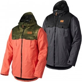 Oakley Sport Mens Cedar Ridge Biozone Insulated Jacket