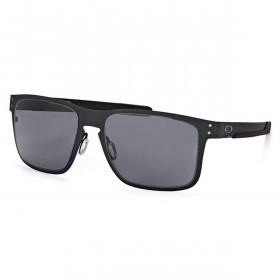 Oakley Sport Holbrook Metal Sunglasses- Matte Black/ Prizm Tint