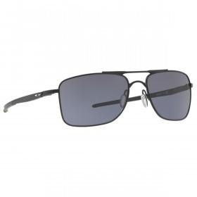 Oakley Sport Gauge 8 Sunglasses - Matte Black/Warm Grey