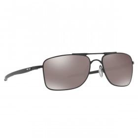 Oakley Sport Gauge 8 Sunglasses - Matte Black/Prizm Black Polarized
