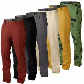 Oakley Sports Mens The Airtime Slim Fit Pant Cotton Trousers