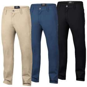 Oakley Sports Mens Sims Chino Pant Slim Fit Lifestyle Trousers