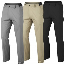 Oakley Mens Truth Pant 2-Way Stretch Tailored Golf Trousers