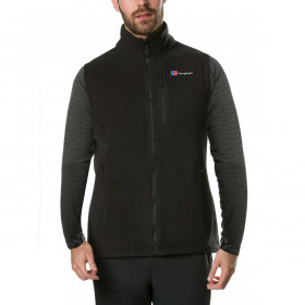 Berghaus Mens Prism Polartec Interactive Warm Fleece Vest