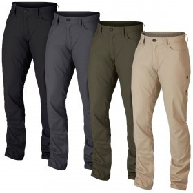 Oakley Mens Icon Stretch Super Soft 5 Pkt Pant Trousers