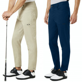 Oakley Mens 5 Pockets Stretch Fabric Golf Trousers