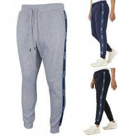 Oakley Mens Street Logo Tape Fleece Trousers