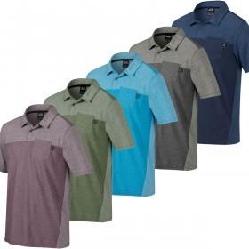 Oakley Golf Mens Foundation Polo Shirt