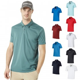Oakley Golf Mens Divisional Tailored Fit Polo Shirt