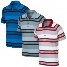 Oakley Golf Mens Aviator Polo Shirt
