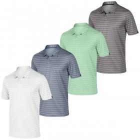 Oakley Golf Mens Top Stripe Polo Shirt