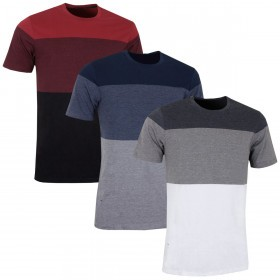 Oakley Mens Trilogy SS Knit T Shirt