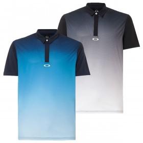 Oakley Mens SS Poliammide Stretch Lightweight Golf Polo Shirt