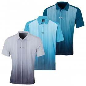 Oakley Mens 2019 Infinity Line Golf Polo Shirt